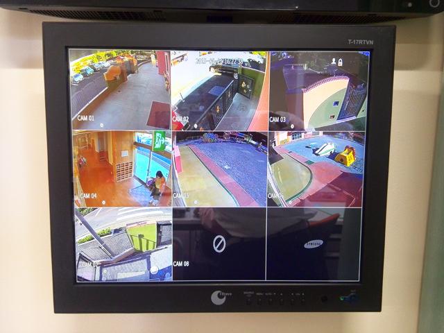 災防犯カメラ設置