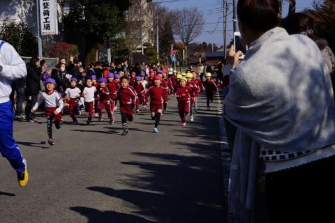 2015.1 マラソン大会 どの子も早~~~い!!