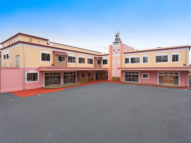 鶴ヶ島市の認定こども園 つるがしま白百合幼稚園