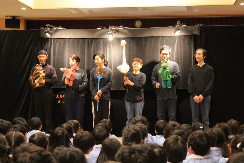 3月 お誕生会 今日も楽しいお話をありがとうございました(^^)