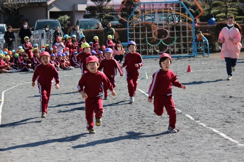 マラソン大会 全員完走!!