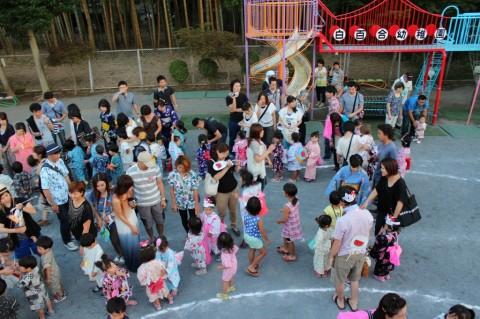 夏祭り 盆踊り、花火・・・そのあとも目白押しで楽しかったですね!ありがとうございました!!
