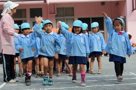 交通安全教室 ゆり1