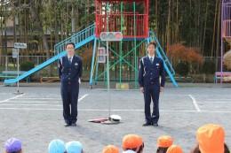 11月11日に交通安全教室が開かれました!