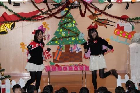 2014 クリスマス会 マジックチーム登場!