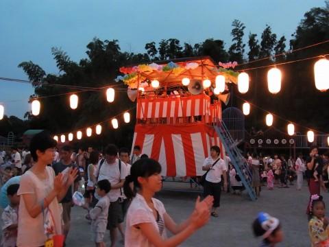 夏祭り 盆踊り