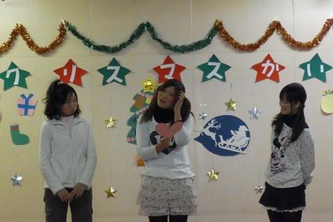 クリスマス会 劇 『すてきなメロディオン』