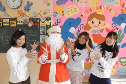 クリスマス会 劇チーム!! 楽しかったね・・・!!